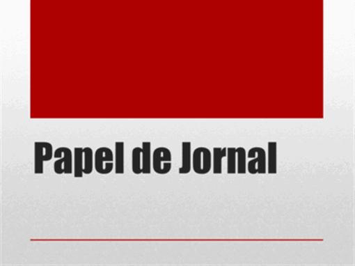 Papel de Jornal