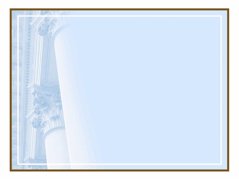 Șablon formă cu coloane corintice