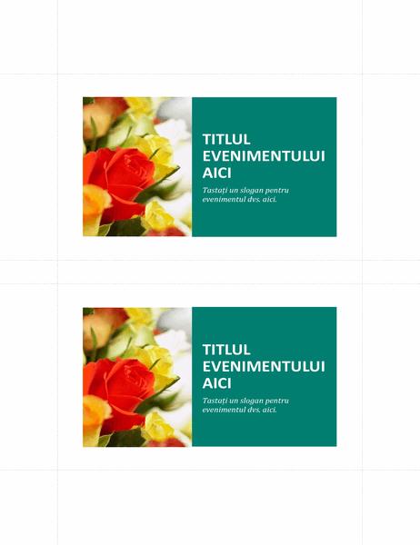 Cărți poștale promoționale (2 pe pagină)