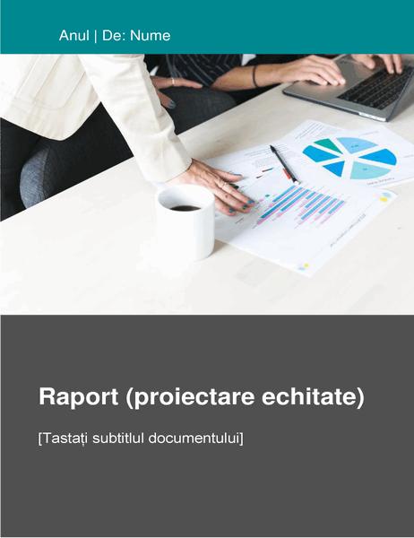 Raport (design Echilibru)