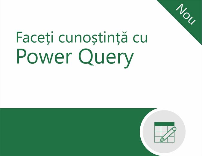 Tutorial Power Query