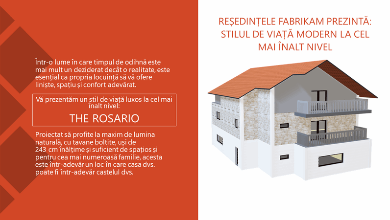 Fabrikam Residences - Ultimul răcnet în stilul de viață modern