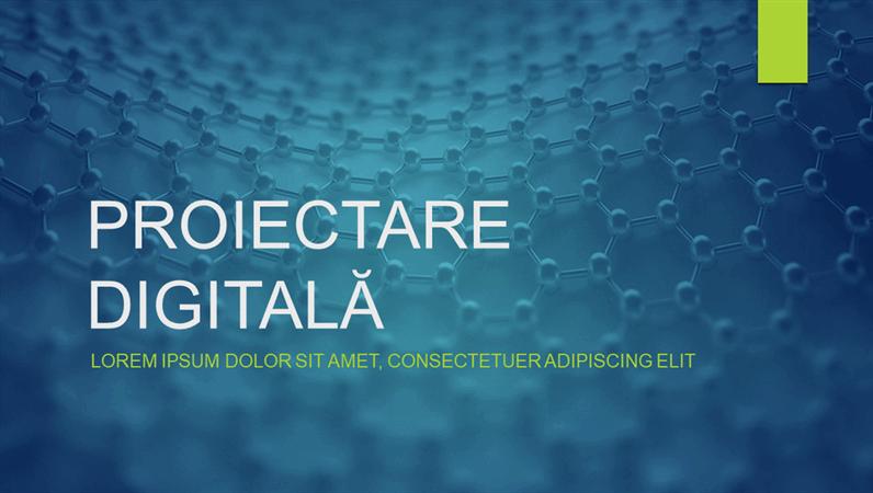 Proiectare digitală