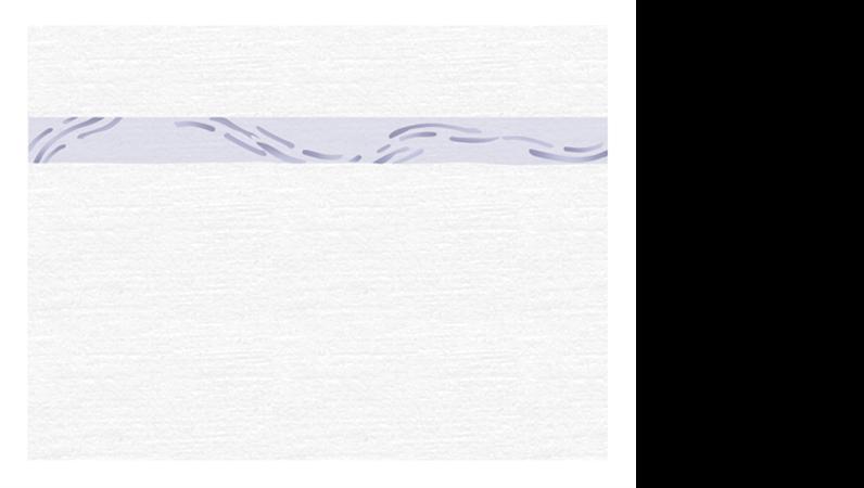 Шаблон оформления «В стиле суми-э»