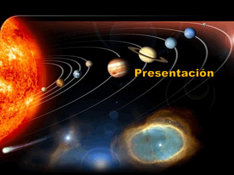 """Шаблон оформления """"Планеты солнечной системы"""""""