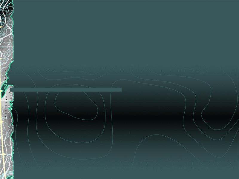 Шаблон оформления «Топографический»