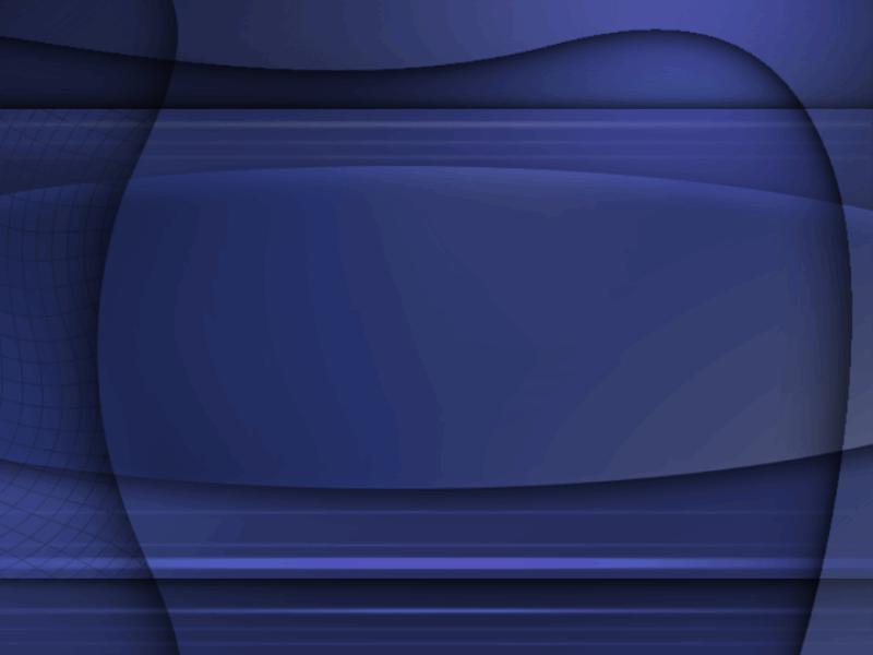 Шаблон оформления «Синий гель»