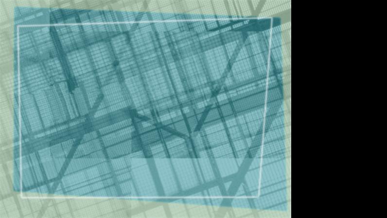 Šablóna návrhu s geometrickým motívom