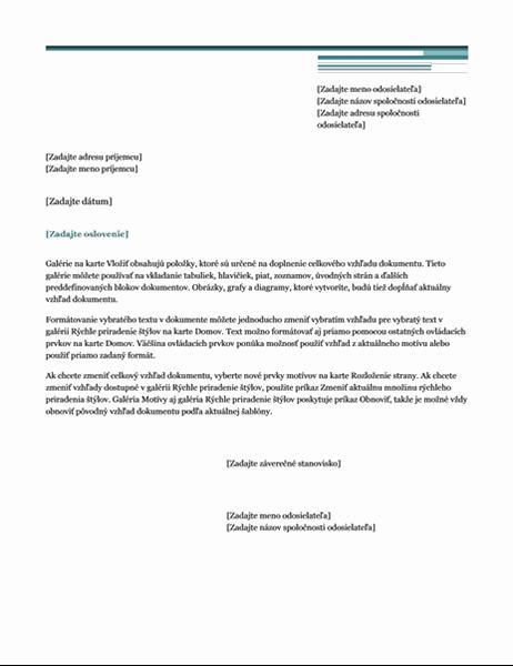 List (industriálny motív)