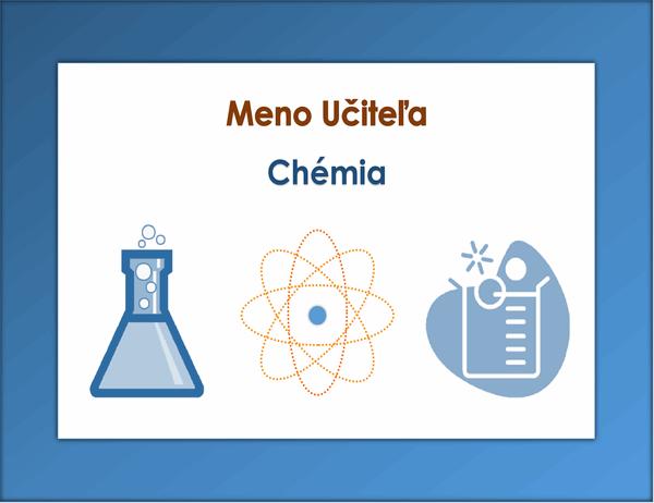 Označenie triedy (chémia)