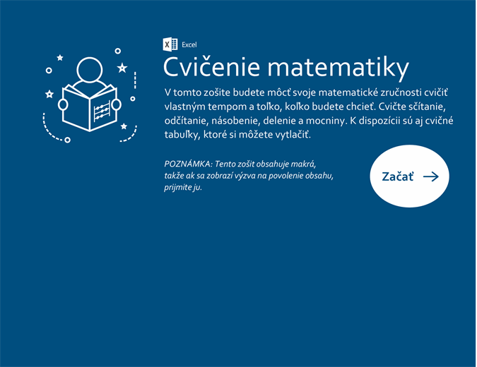 Cvičenie matematiky