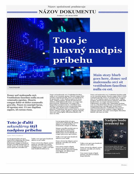 Moderné noviny
