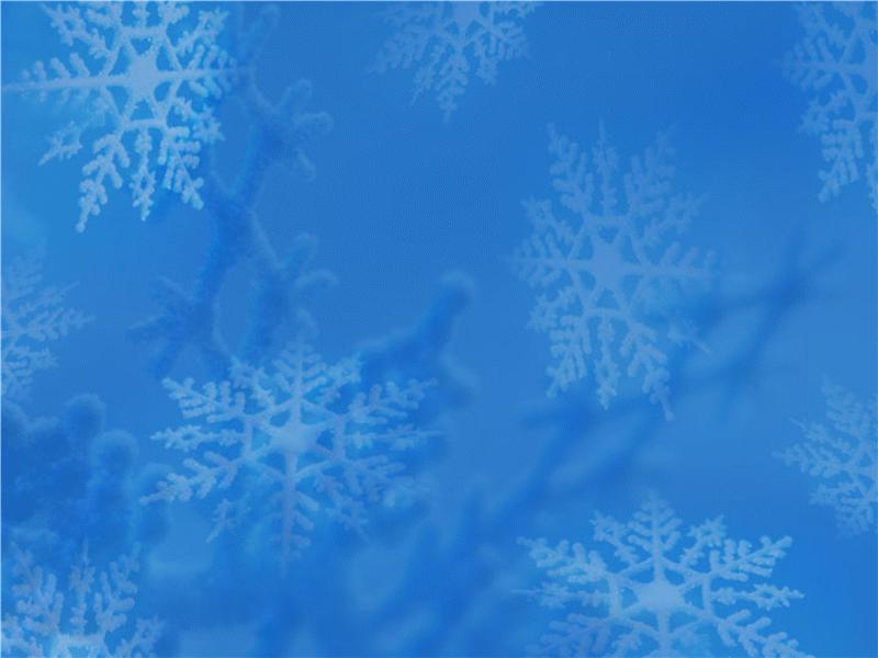 Predloga načrta z motivom snežink