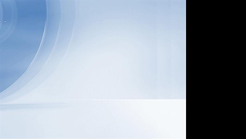 Sodobna modra oblikovna predloga