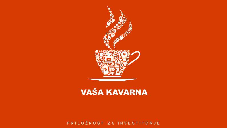 Kavarna – predstavitev investitorjem