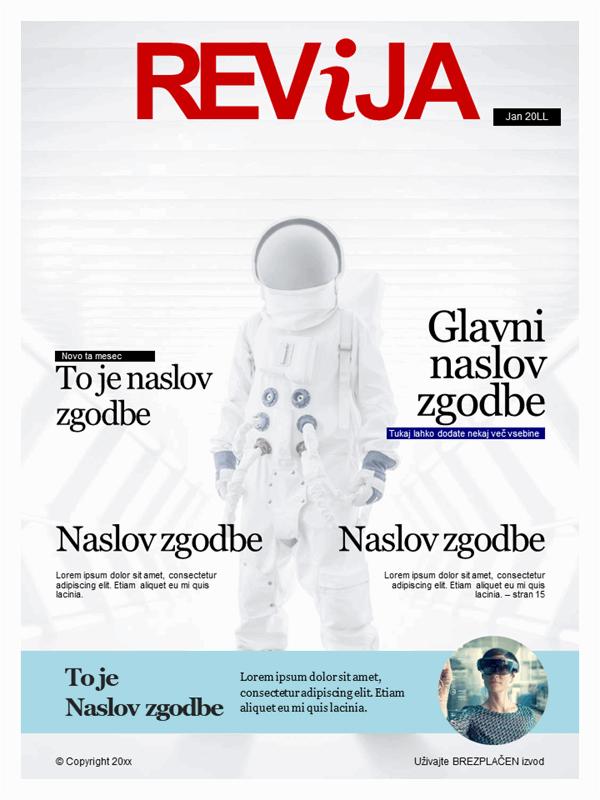 Naslovnice revij
