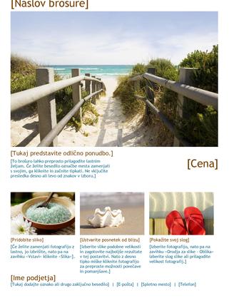 Turistična brošura