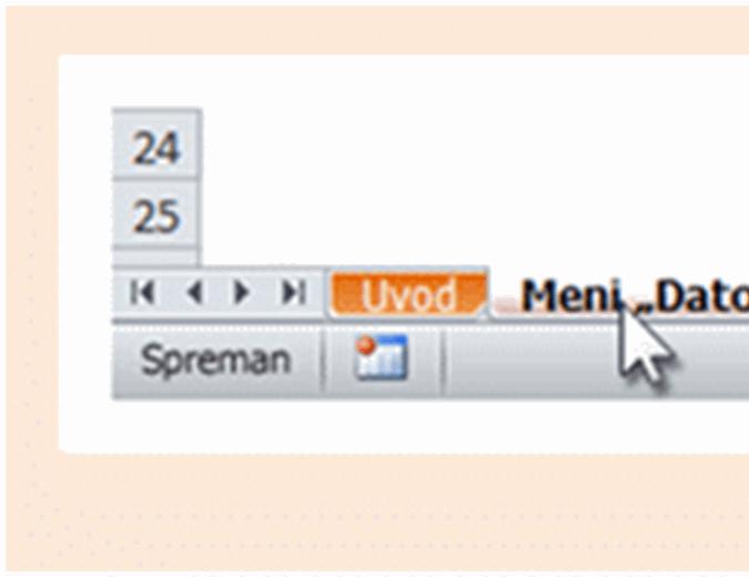 InfoPath 2010: referentna radna sveska za prelazak sa menija na traku