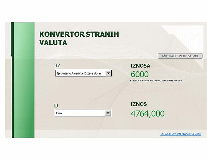 Konvertor valute