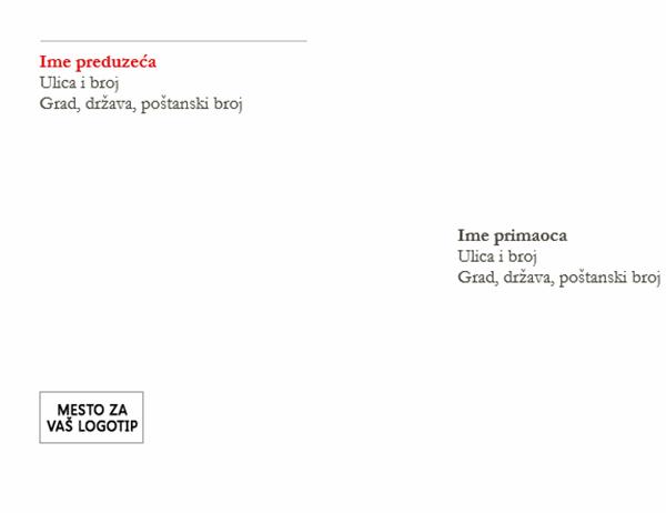 Koverat (Crveni dizajn)