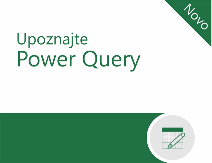 Uputstvo za program Power Query
