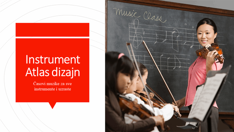 Instrument Atlas dizajn