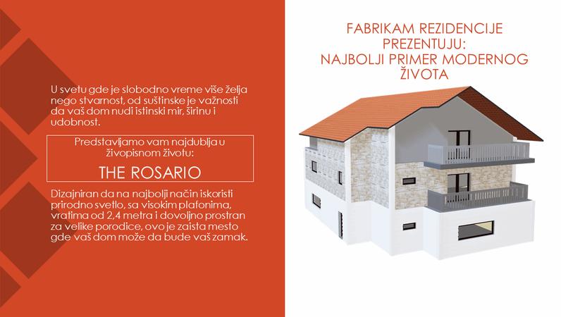 Fabrikam rezidencije – najbolji primer modernog života