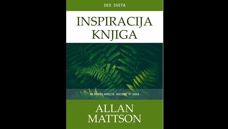 Naslovne stranice inspirativnih knjiga