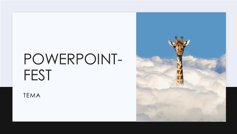 PowerPoint-fest