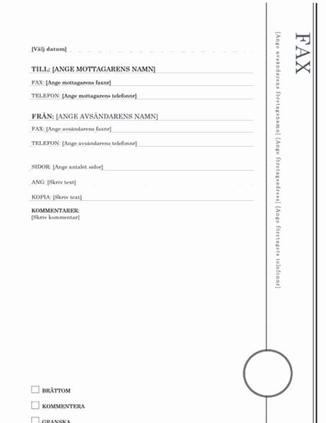 Försättsblad för fax (burspråk)