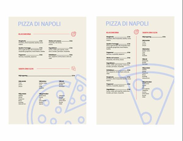 Pizzameny