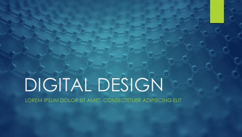 Designen Digital jon