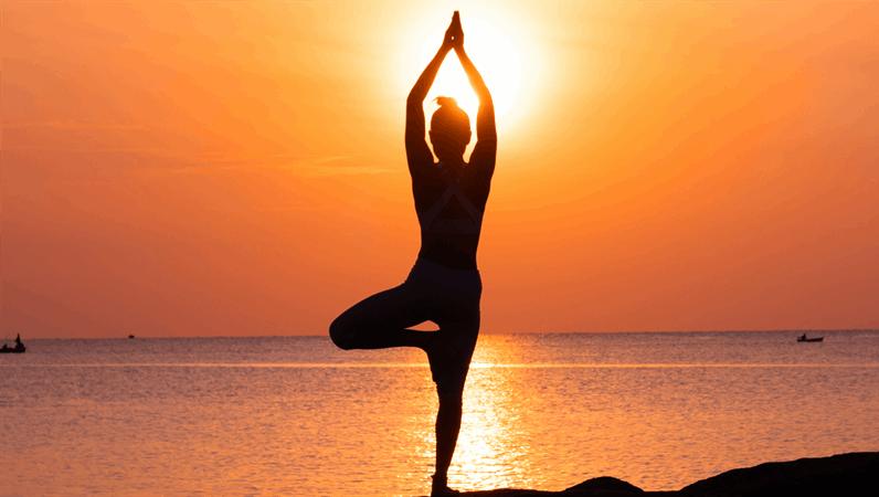 Yoga posterleri