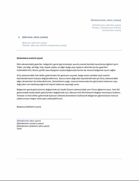 Mektup (Kaynak tasarımı)