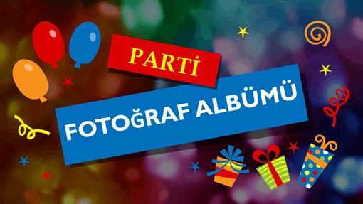 Parti fotoğrafı albümü