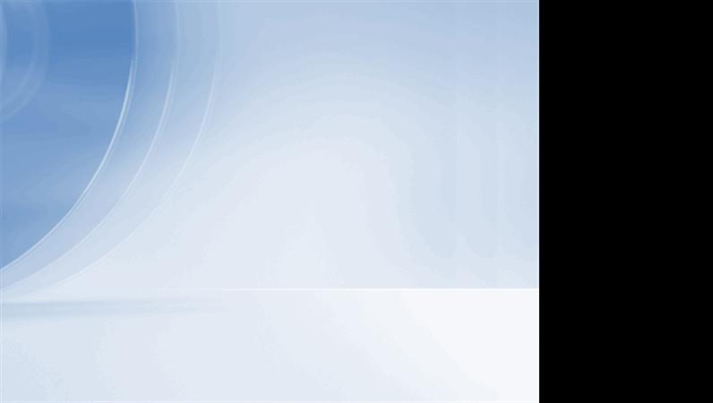 Шаблон оформлення «Сучасний синій»
