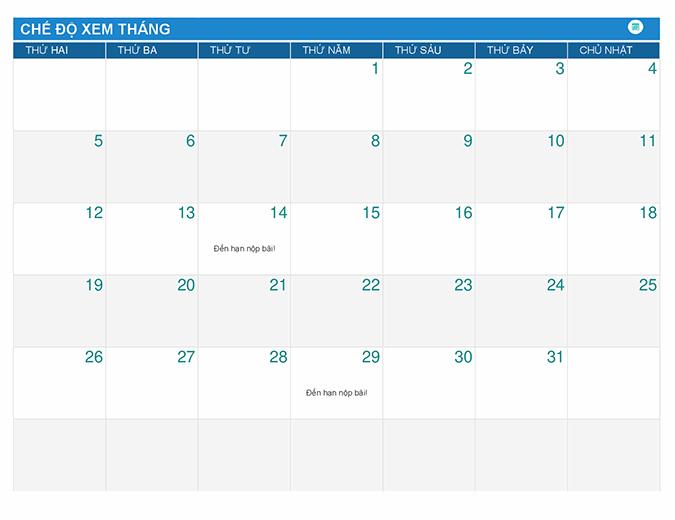 Trình lập kế hoạch bài tập cho học viên