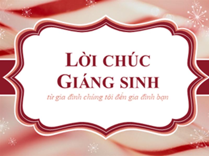 Thiệp Giáng sinh có hình kẹo gậy xoắn (2 thiệp mỗi trang)