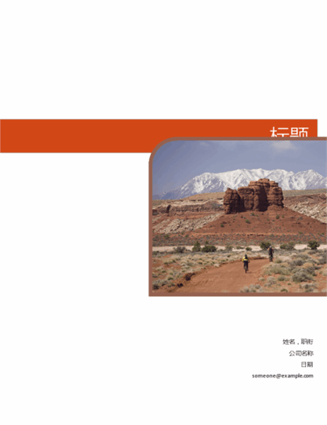 商业报告(图形设计)