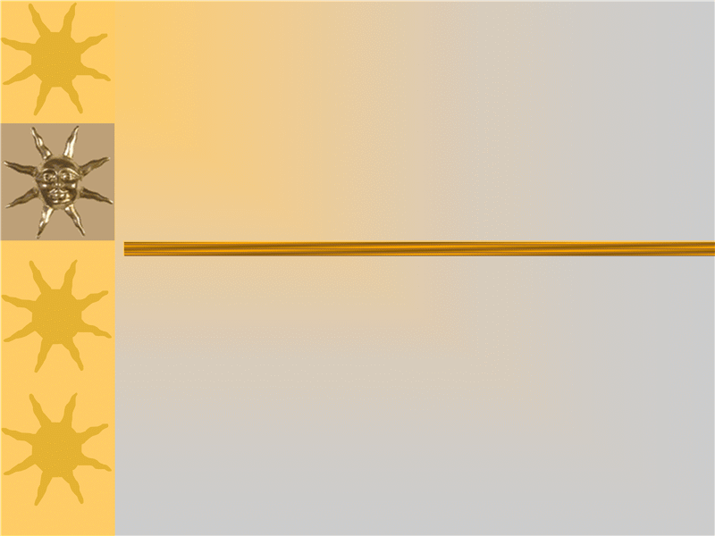 艳阳天设计模板