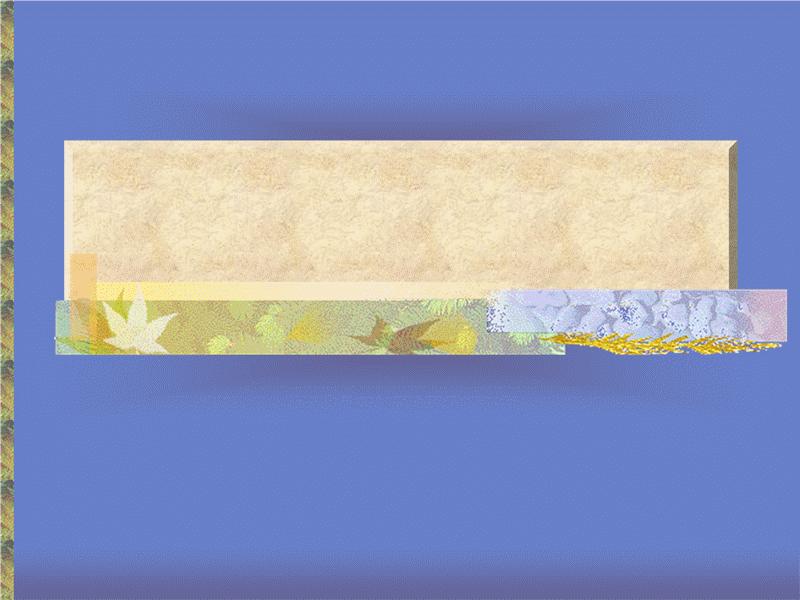 自然型设计模板