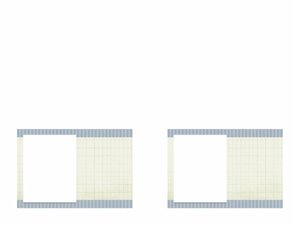 附相片的畢業典禮邀請函 (材質圖案)
