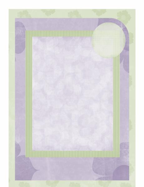 寶寶相簿 (花卉圖案)