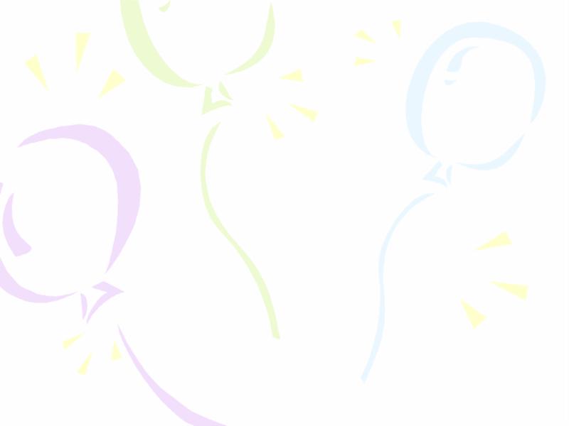 氣球設計範本